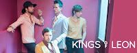 Castiga invitatii duble, chiar in fata scenei, la concertul Kings of Leon de pe Arena Naționala