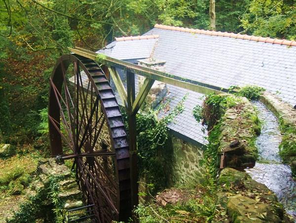 De Kerbasquin à la pointe du Millier - Bretagne, France