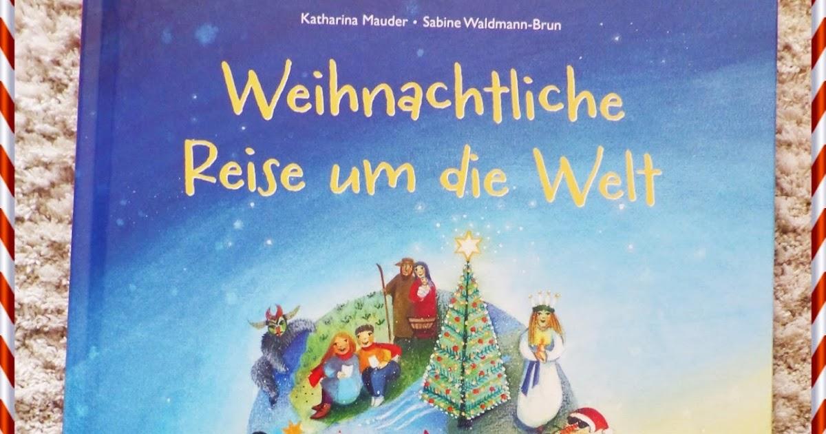 klusi liest weihnachtliche reise um die welt katharina mauder sabine waldmann brunn ill. Black Bedroom Furniture Sets. Home Design Ideas