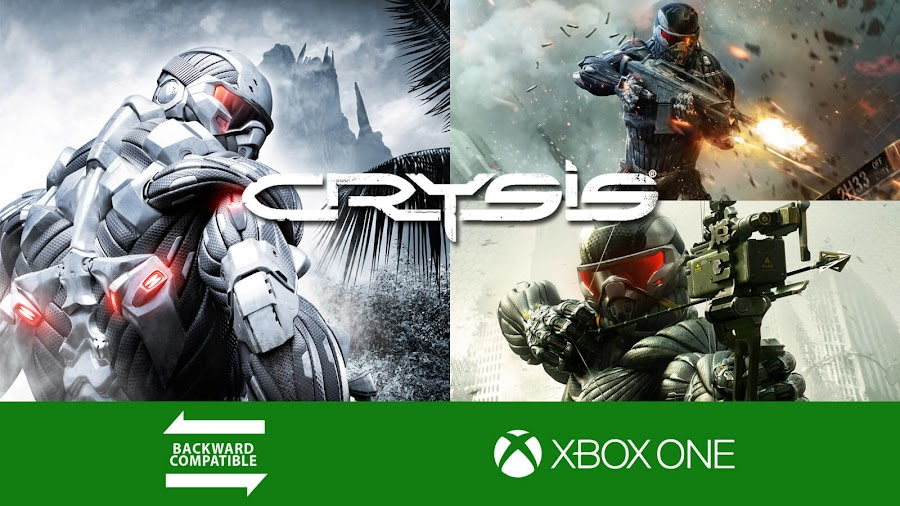 crysis trilogy xbox one backwards compatible