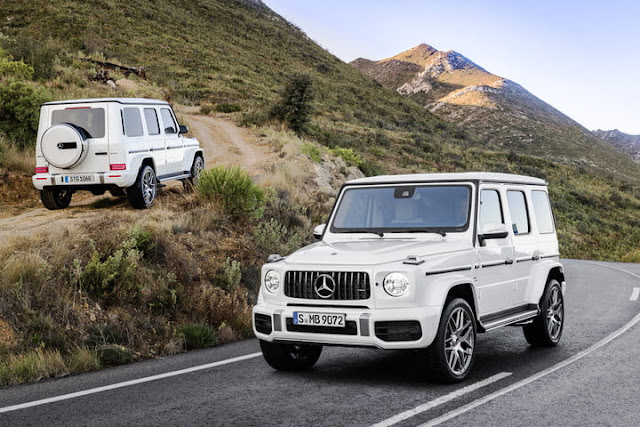 2018 mercedes benz g63 amg full review specifications for Mercedes benz g36 amg 6x6 price