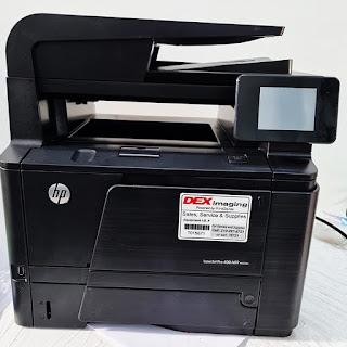 HP LaserJet Pro 400 MFP M425dn | Máy in cũ A4 | Máy in đa chức năng In - Scan - Photo tự động 2 mặt chuyên nghiệp cho văn phòng