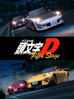 Assistir Initial D Fifth Stage Online