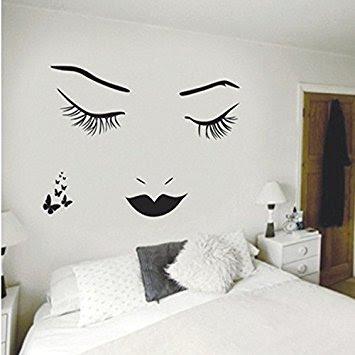 stiker dinding kamar tidur terbaru