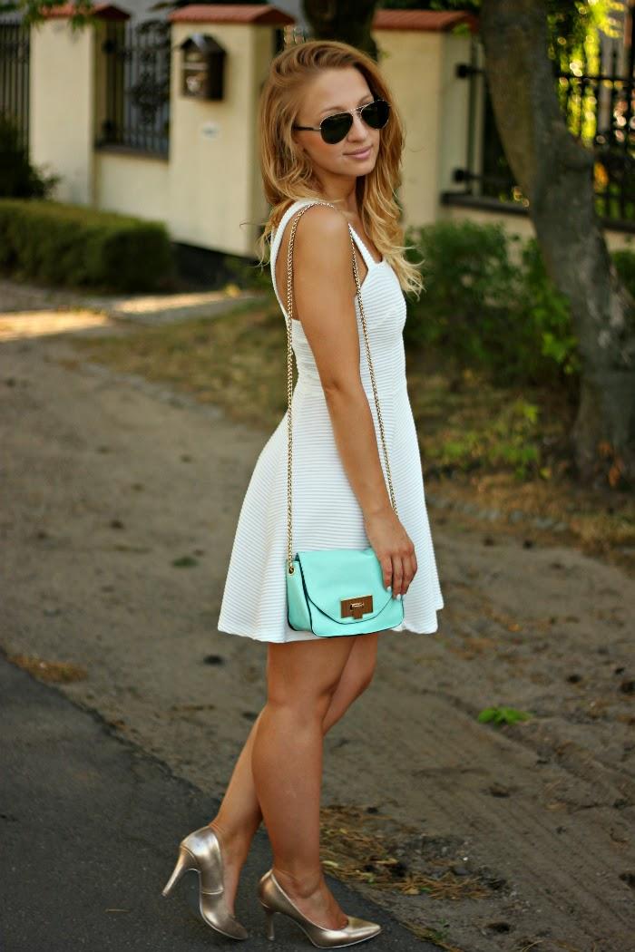 wantataste: Sukienka w groszki