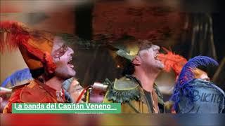 """Presentación con Letra Comparsa """"La banda del Capitán Veneno"""" de Jc Aragón Becerra (2008)"""