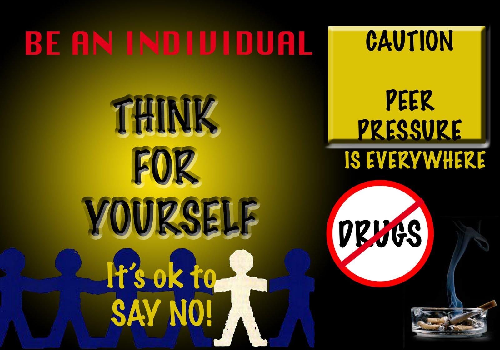 Quotes About Peer Pressure Quotesgram