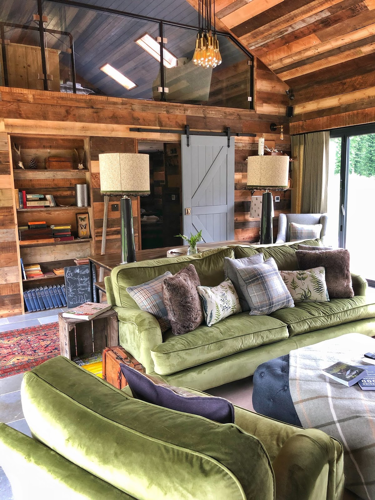 Two Nights In An Off Grid Cabin