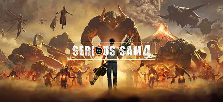 Serious Sam 4 Deluxe Edition-GOG