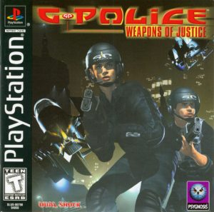 Baixar G-Police 2: Weapons of Justice (1999) PS1 Torrent