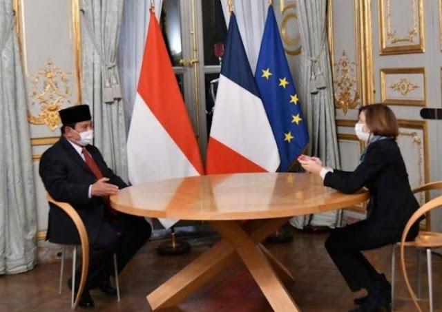 Prabowo Terancam Dicopot Jabatannya Sebagai Menteri, Usai Kunjungan Menhan ke AS dan Prancis?
