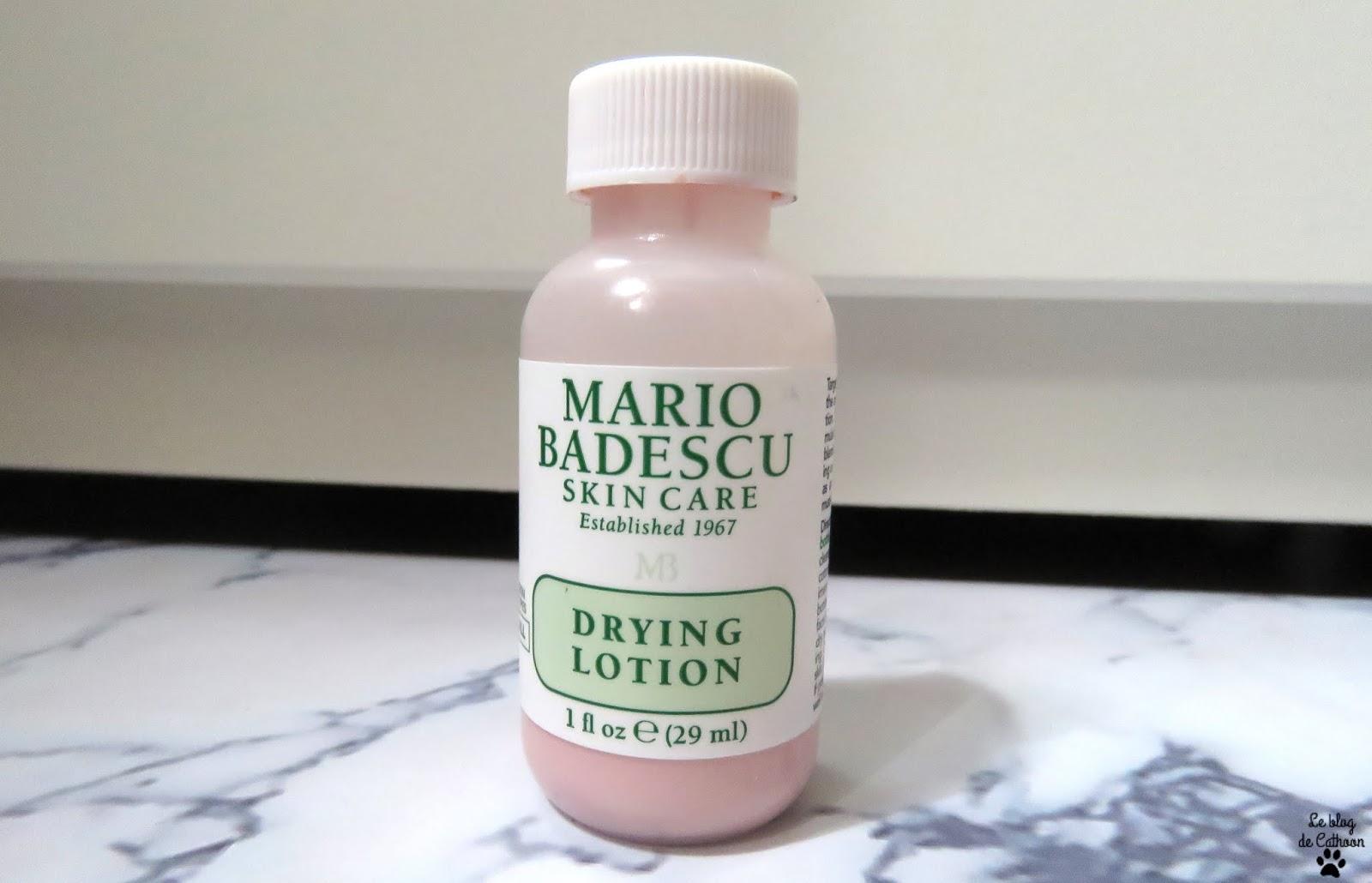 Drying Lotion - Mario Badescu Skin Care - Mario Badescu