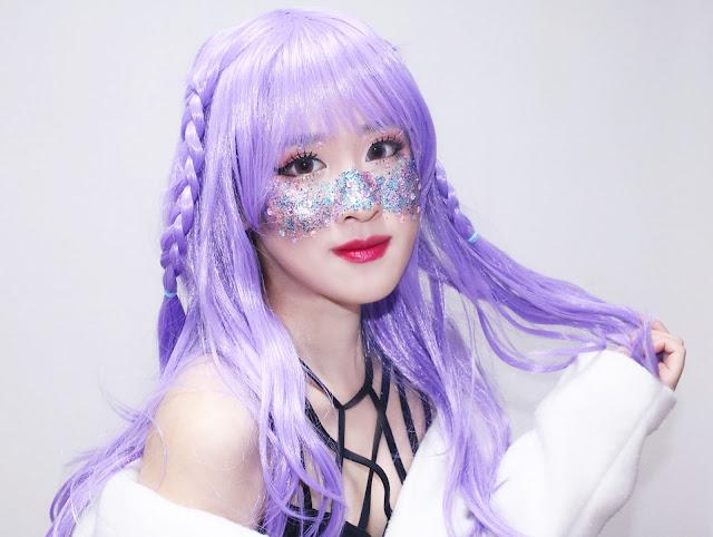 Royal Vision Creamy Violet Contact Lenses