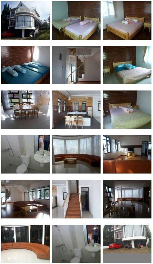 Villa Mazel Lembang - Villa 5 Kamar