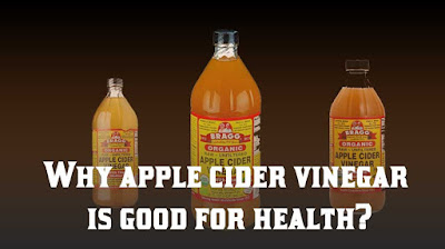 Why apple cider vinegar is good for health? | blogpress.online