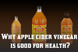 Why apple cider vinegar is good for health? | blogpress.online