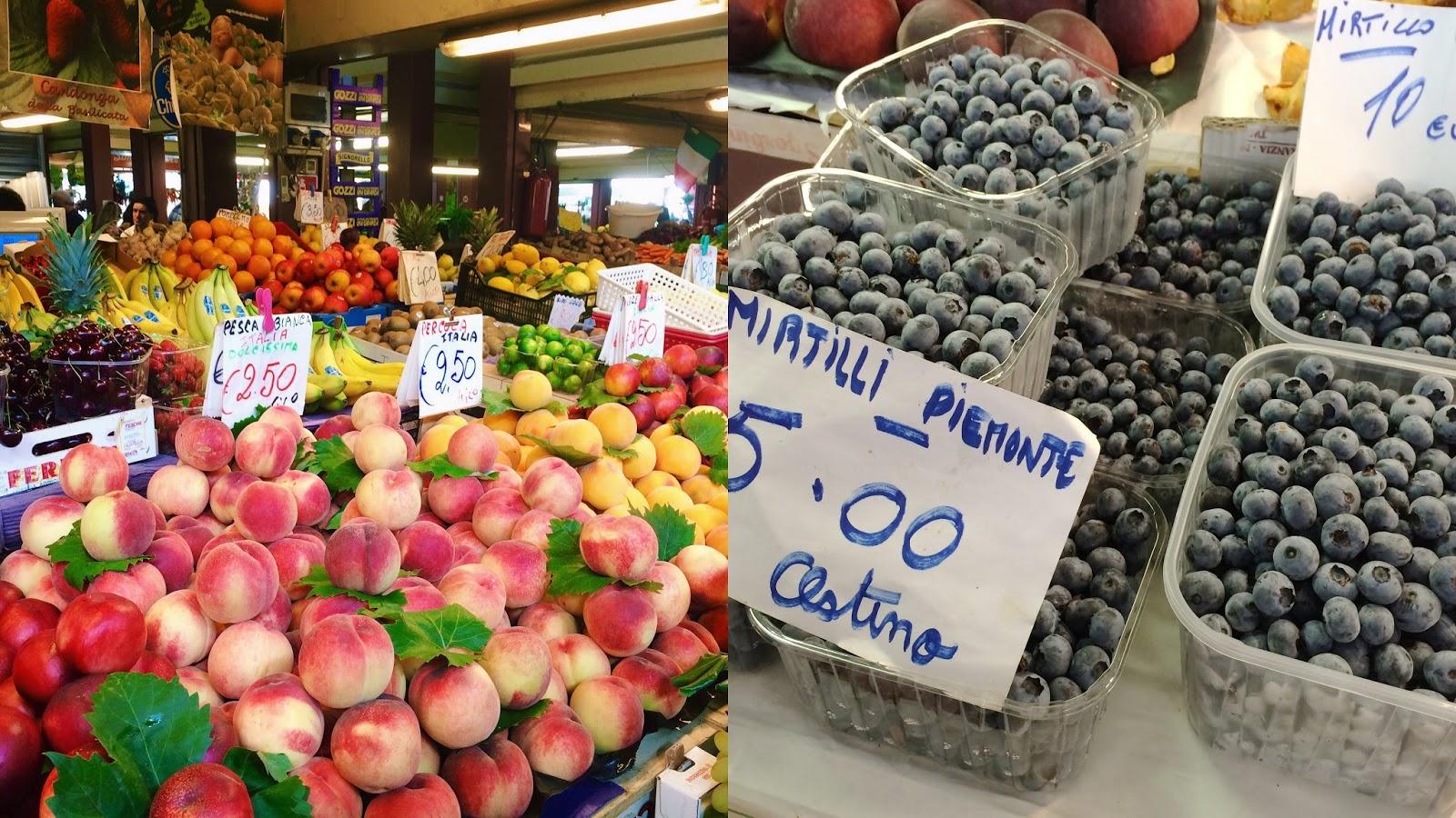 Market Ventimiglia