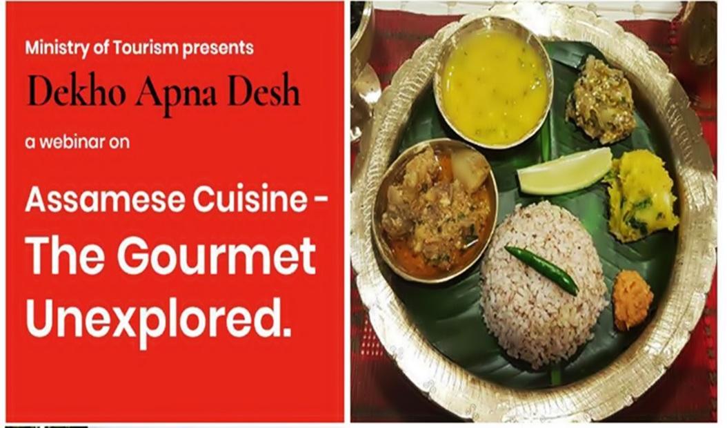 Assamese Cuisine- The Gourmet Unexplored