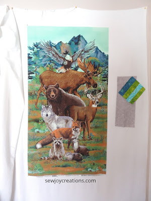 studio e wildlife panel