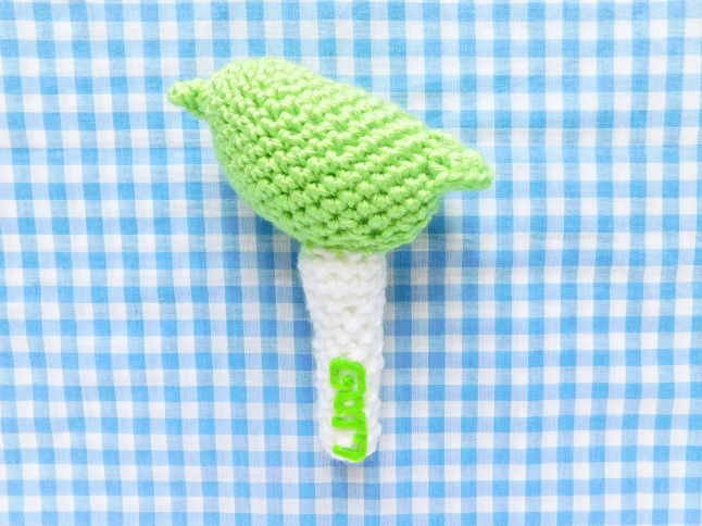 GOT7 Fan Stick Plush Crochet Pattern