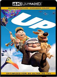Up, una Aventura de Altura (2009) 4K 2160p UHD [HDR] Latino [GoogleDrive]