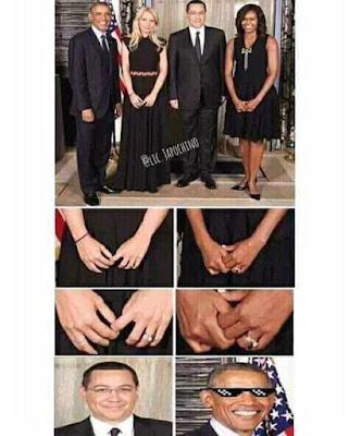 Vals Day, Obama Memes