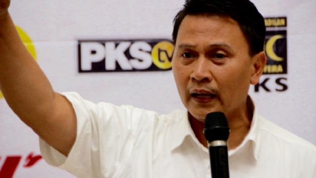 Suarakan Ganti Presiden, Politikus PKS Bicara 'Istana Pasir Jokowi'