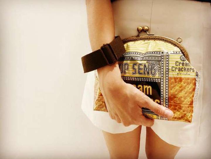 Beg dari pembalut hup seng