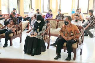Optimalkan Pajak Daerah, Indramayu Jalin MoU Dengan Kemenkeu