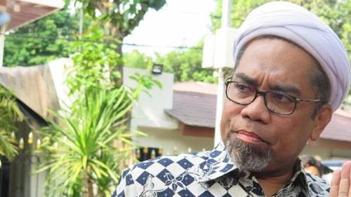 Singgung Provokator, Ngabalin: Sudah Bau Tanah, Masih Sangat Dalam Sakit Hatinya ke Pakde