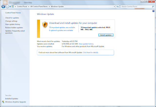 Windows Update disabled avoid Windows 10 auto installation forced