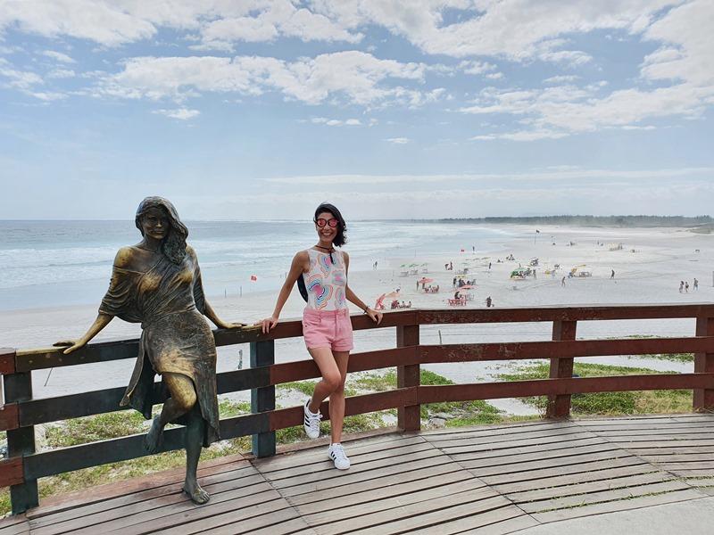 Orla Flávia Alessandra Arraial do Cabo