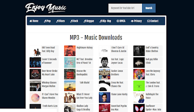 Enjoy Music Simple MP3 Script & Youtube Grabber