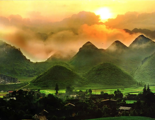 The Charming Beauty Of Nui Doi (Double Mountain) 3