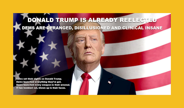 Memes: DONALD TRUMP IS ALREADY REELECTED
