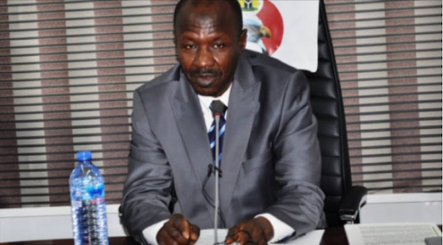 EFCC officials present documents to Salami panel as Magu's probe continues