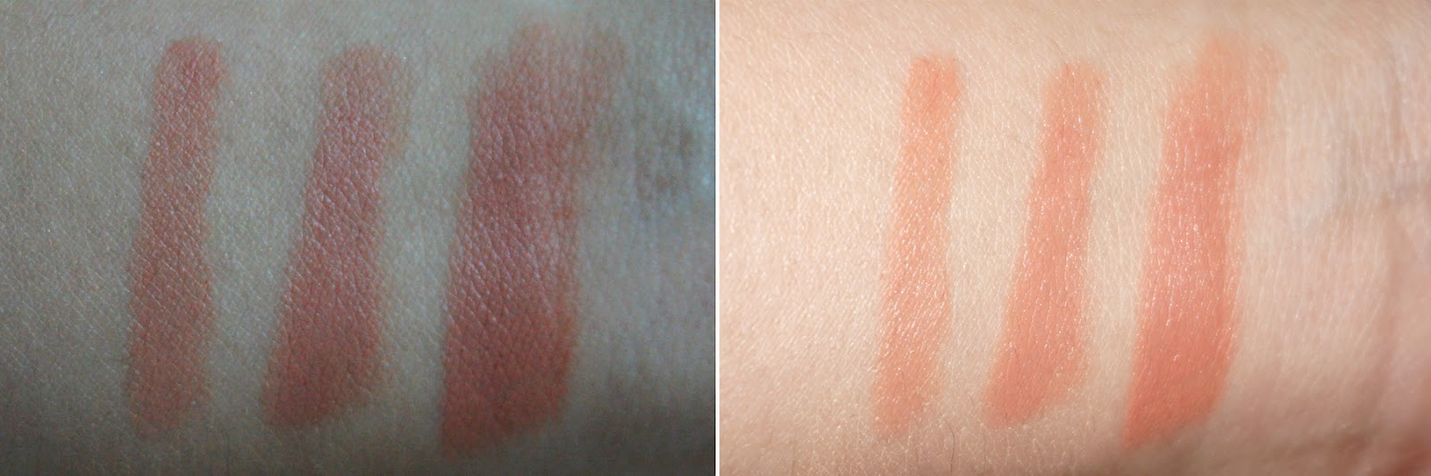 Swatches: Revlon Matte Balm in Complex