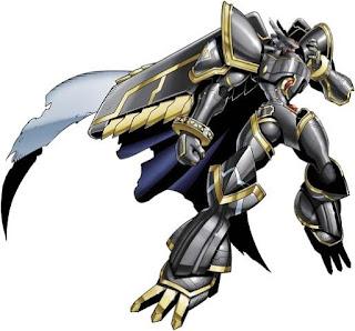 Habilidades de Alphamon Digimon