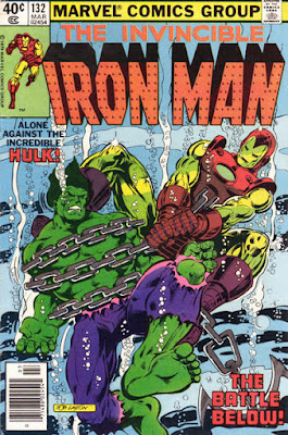 Iron Man #132, the Hulk