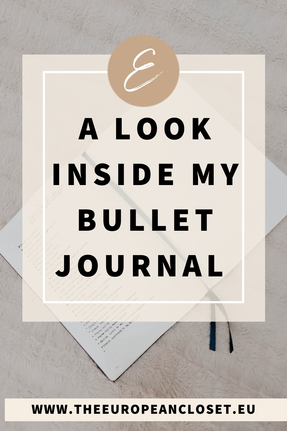 I've been following bullet journaling youtube channels and Instagram accounts for a few years now but I always thought I could never have one because I wasn't good a drawing and my calligraphy wasn't pretty. Then I read ''The Bullet Journal Method'' and I realized that the whole point of bullet journaling is not to make your bujo all pretty, but to make it functional. That was kinda life-changing for me, not gonna lie. #bulletjournal