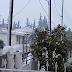 ΤΩΡΑ <p> Χιόνι σε Κρυονέρι και Τριανδρία!