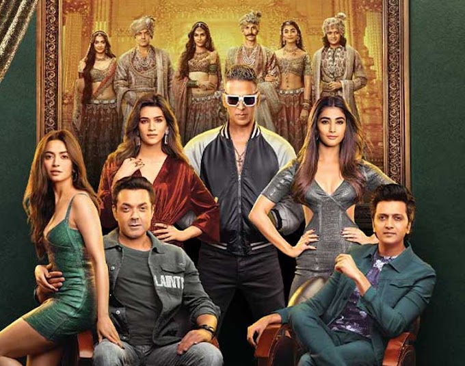 Housefull 4 2019 Full Movie Leaked Online by TamilRockers