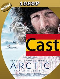 Ártico (2018) BDREMUX [1080p] Castellano  [Google Drive] Panchirulo