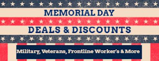 deals for military, veterans, first responders, doctors, nurses & more