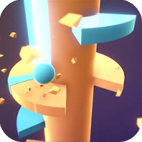 Helix Spiral - Jumping Ball 3D Apk free Download for Android