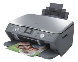 Epson Stylus Photo RX530 Driver Download