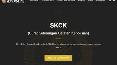 Cara Membuat SKCK Secara Online, Cek Syarat dan Ketentuannya di Sini