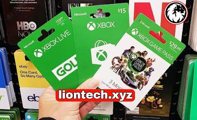 أكواد Xbox Live مجانا 2020