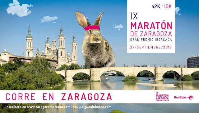 Maratón de Zaragoza - 27 de Septiembre