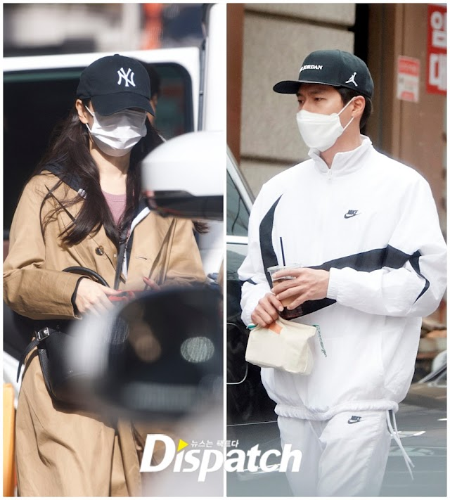 Dispatch reveals that Actor Hyun Bin and Son Yejin are dating, Knetz react.